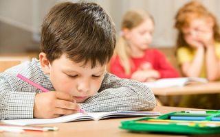Школьные неврозы. Чем можно помочь ребенку?